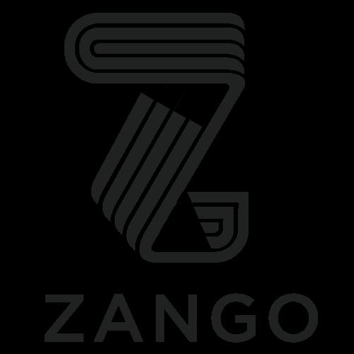 Zango black logo