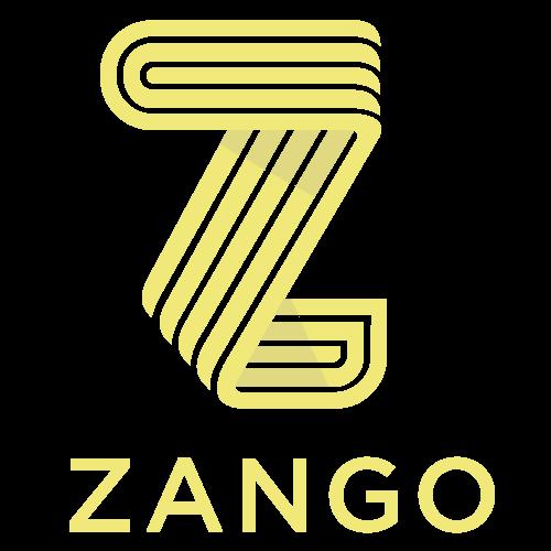 Yellow logo Zango